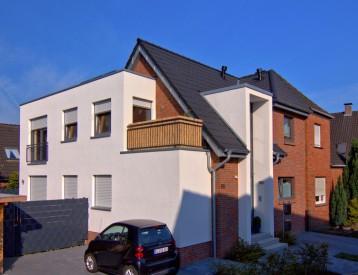 Sanierung Doppelhaushälfte