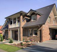 Wohnhaus Siedlung